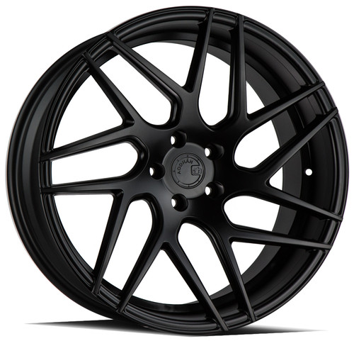 Aodhan Wheels LS008 20x10.5 5x120 +35 Matte Black