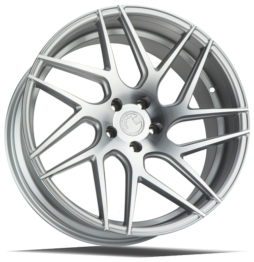 Aodhan Wheels LS008 20x9 5x112 +30 Silver Machined Face
