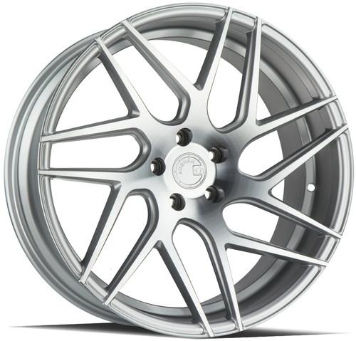 Aodhan Wheels LS008 20x10.5 5x114.3 +35 Silver Machined Face