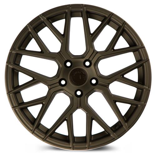 Aodhan Wheels LS009 18x8.0 5x114.3 +35 Bronze