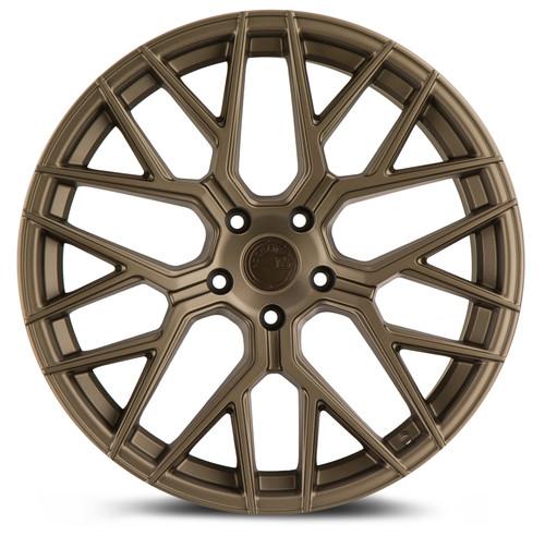 Aodhan Wheels LS009 20x9 5x114.3 +30 Bronze