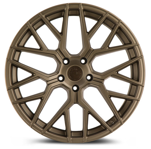Aodhan Wheels LS009 20x9 5x120 +30 Bronze