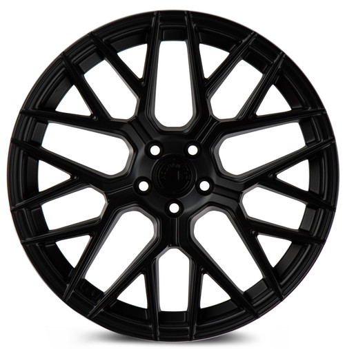 Aodhan Wheels LS009 18x9.0 5x114.3 +30 Matte Black