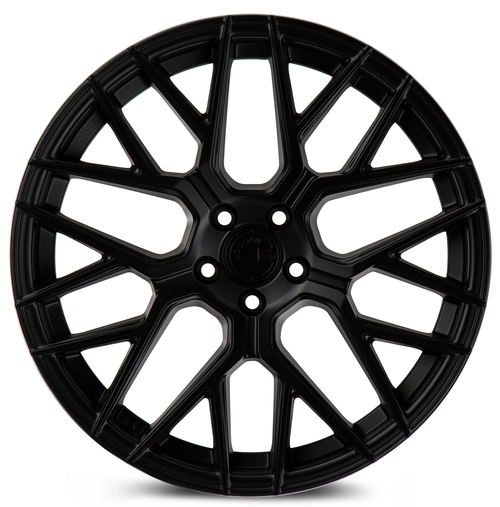 Aodhan Wheels LS009 18x8.0 5x120 +35 Matte Black