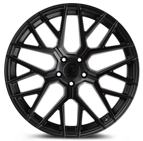 Aodhan Wheels LS009 20x9 5x120 +30 Matt Black
