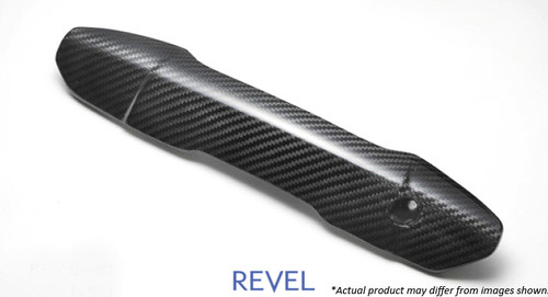 Revel GT Dry Carbon Engine Belt Cover 2015-2018 Subaru WRX / STI *1 PC