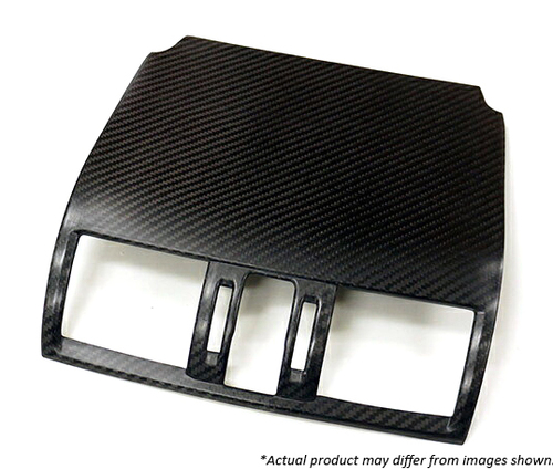 Revel GT Dry Carbon Front A/C Cover 2015-2018 Subaru WRX / STI *1 PC