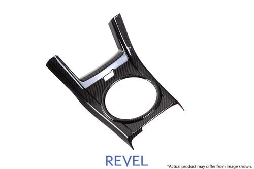 Revel GT Dry Carbon Shifter Panel Cover 2015-2018 Subaru WRX / STI *1 PC