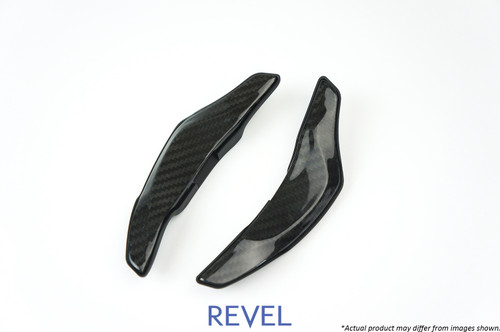 Revel GT Dry Carbon Paddle Shifter Cover (Left & Right) 2016-2018 Mazda MX-5 *4 PCS