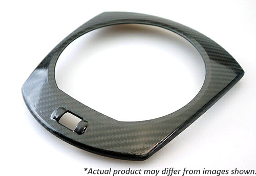 Revel GT Dry Carbon A/T Shifter Panel Cover 2016-2018 Mazda MX-5 *1 PC
