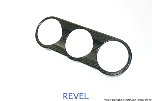 Revel GT Dry Carbon A/C Dial Cover 2016-2018 Mazda MX-5 *1 PC