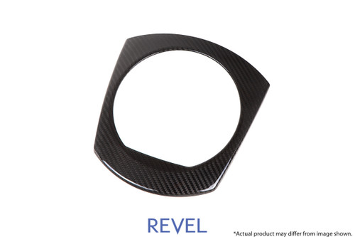 Revel GT Dry Carbon Manual Shifter Panel Cover 2016-2018 Mazda MX-5 *1 PC