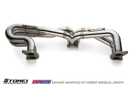 Tomei Unequal Length Exhaust Manifold Subaru WRX FA20DIT 2015-2020
