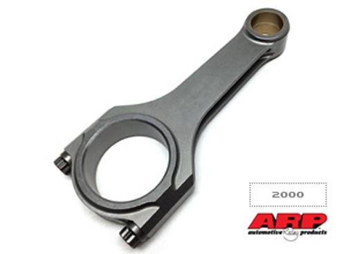 Brian Crower Billet Steel Connecting Rods - Nissan KA24DE
