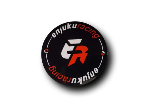 Enjuku Racing - Round Vinyl Sticker