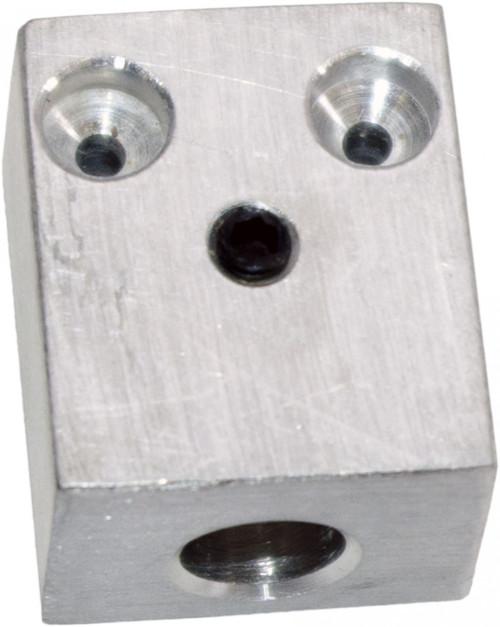 obp Motorsport Aluminium Accelerator Twin Cable Block