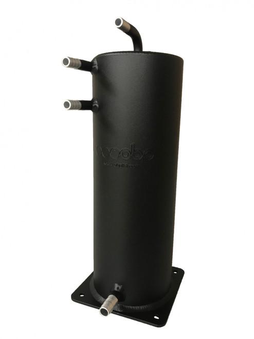 obp Motorsport 70oz (2 Litre) Base Mount Dark Matter Fuel Swirl Pot