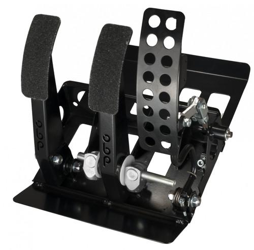 obp Motorsport Track-Pro Floor Mounted 3 Pedal System