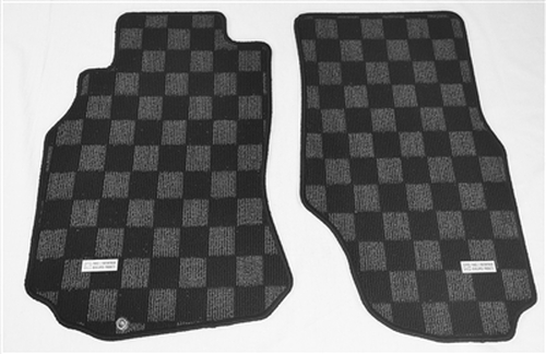 P2M Front and Rear Floor Mats for Infiniti G35