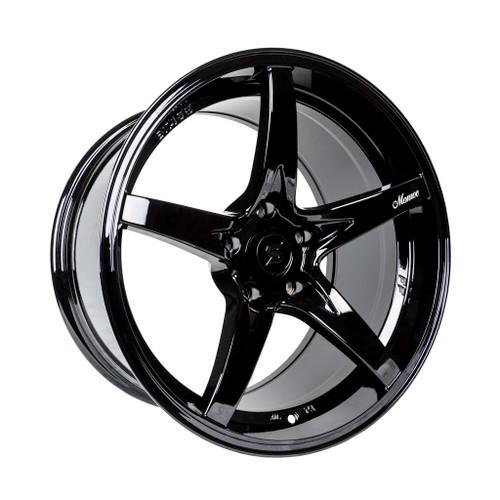 Stage Wheels Monroe 18x9 +12mm 5x114.3 CB: 73.1 Color: Black