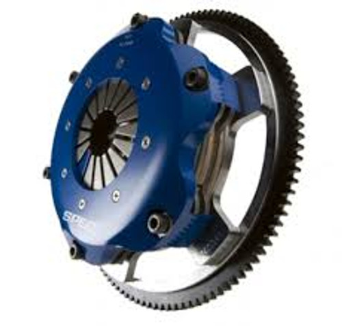 Spec Mini Twin Clutch Kit for Nissan RB20 RB25 Push Type