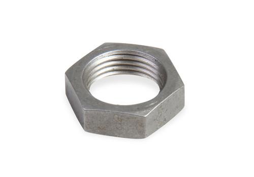Earls -8 Bulkhead Nut Stainless Steel