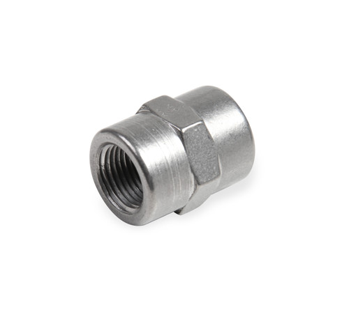 Earls 1/8 Npt Coupling  Stainless Steel