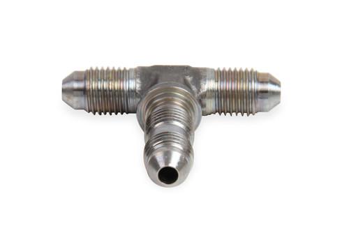 Earls -4 Bulkhead T Stainless Steel