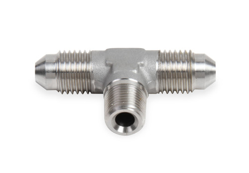 Earls -6 To 1/4 Npt T On Side Stainless Steel