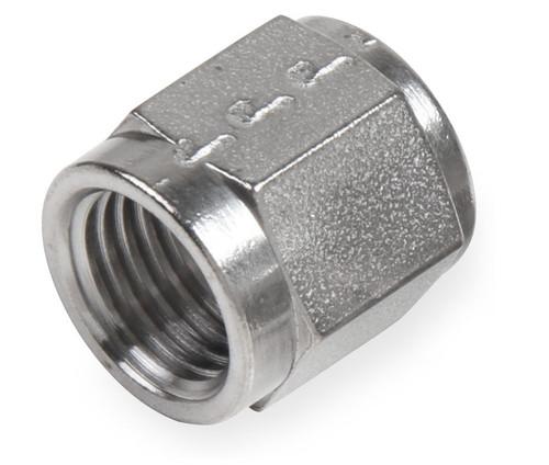 Earls -8 Tube Nut Stainless Steel