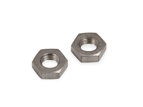 Earls -4 Bulkhead Nut Stainless Steel