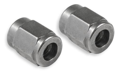 Earls -3 Tube Nut Stainless Steel
