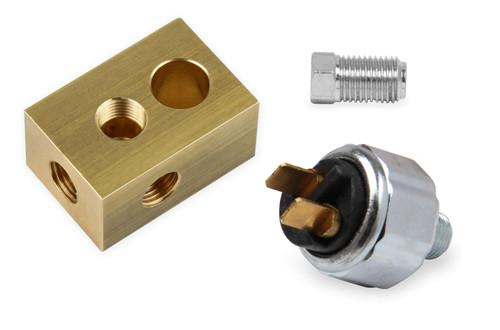 Earls Plumbing Kit,Brake Light Switch Kit