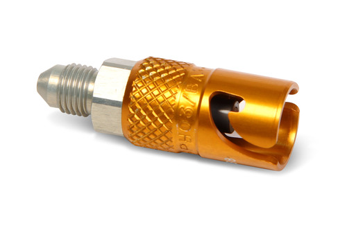 Earls Plug With 7/16-20 Jic End Fitting /Viton