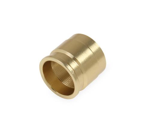 Earls -8 Ultrapro Crimp-On Collar Gold