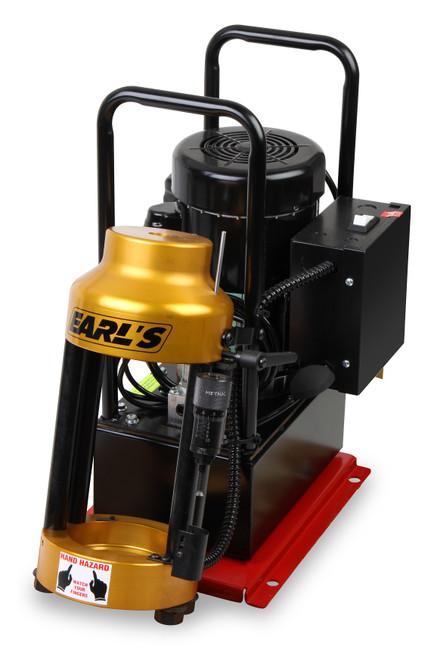 Earls D100 Series Crimper, 35 Ton