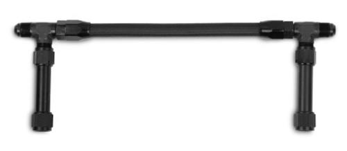 Earls -8An Dual Feed  W/Pro-Lite Hose -Dmintr