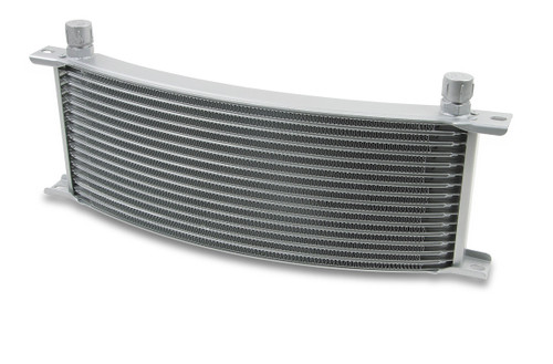 Earls -6M 13 Row Wide Curved Cooler Grey