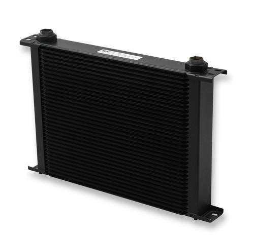 Earls 34 Row Cooler Ultrapro X-Wide Black
