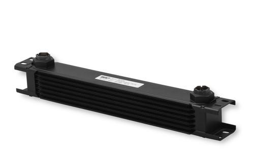 Earls 7 Row Cooler Ultrapro X-Wide Black