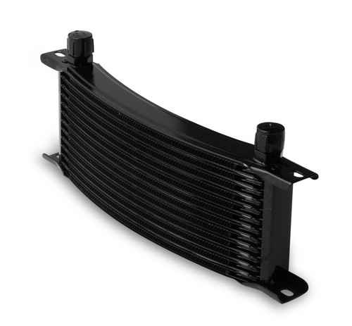 Earls -8M 13 Row Narrow Curved Cooler Black