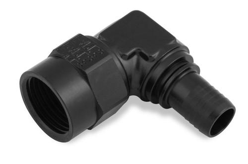 Earls -8 90 Deg. L/P Ultrapro Crimp-On Hose En