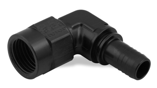 Earls -6 90 Deg. L/P Ultrapro Crimp-On Hose En