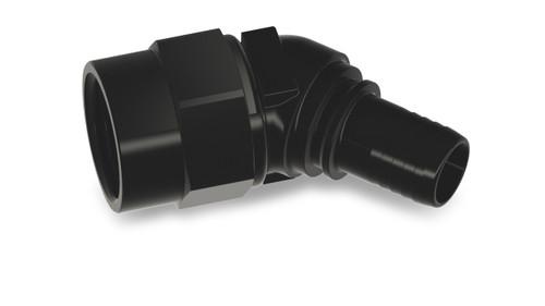 Earls -16 45 Deg. L/P Ultrapro Crimp-On Hose E
