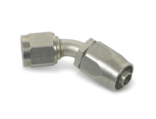Earls -8 45 Degree S.S. Auto-Fit