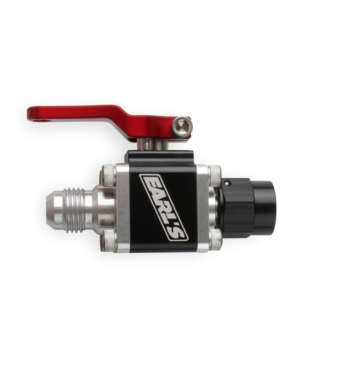 Earls -6An Male To Female Ultrapro Ball Valve