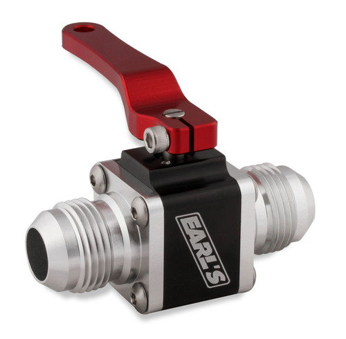Earls -12An Male To Male Ultrapro Ball Valve