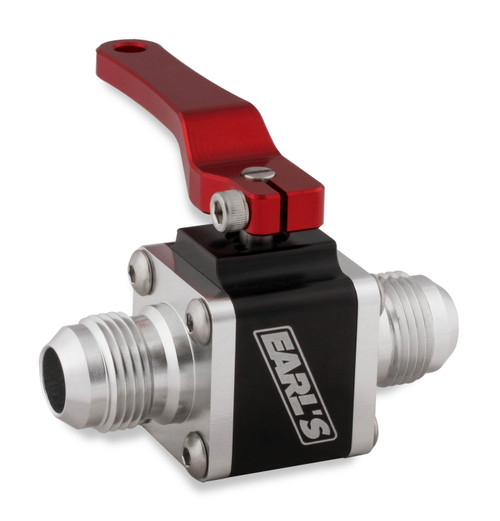 Earls -10An Male To Male Ultrapro Ball Valve