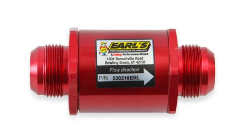 Earls -16 Fuel Filter