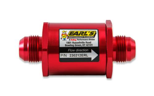 Earls -12 Fuel Filter